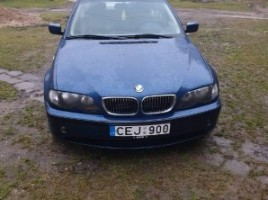 BMW 320, saloon | 0