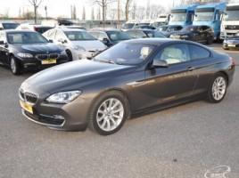 BMW 640 kupė