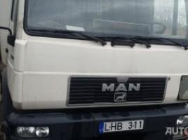 MAN 8.153, Sunkvežimiai | 2