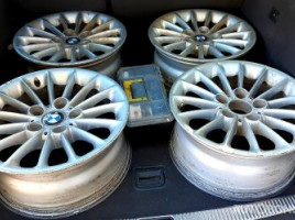 BMW light alloy rims | 0