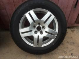 Audi A3, Vw Golf 4.... lengvojo lydinio ratlankiai | 3