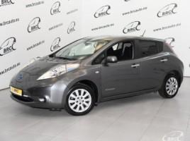 Nissan Leaf hatchback