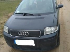 Audi A2 hečbekas