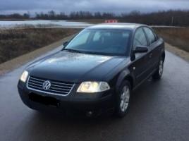 Volkswagen Passat, 1.9 l., sedanas | 0