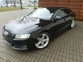 Audi A5 хэтчбек