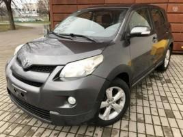 Toyota Urban Cruiser vienatūris