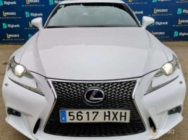 Lexus IS 300h | 3