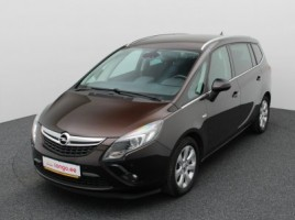 Opel Zafira monovolume