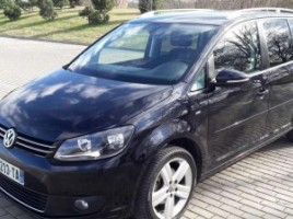 Volkswagen Touran, 1.6 l., vienatūris   0