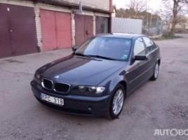 BMW 318, 2.0 l., sedanas | 0