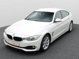 BMW 418 Gran Coupe, 2.0 l., sedanas   0