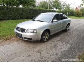 Audi A6, Sedanas   2