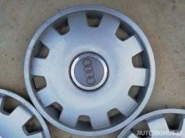 Audi R16 ratų gaubtai ratlankiai | 3