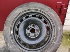 Audi plieniniai štampuoti ratlankiai | 0