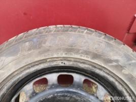 Audi plieniniai štampuoti ratlankiai | 2