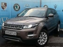 Land Rover Evoque visureigis