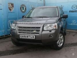 Land Rover Freelander visureigis