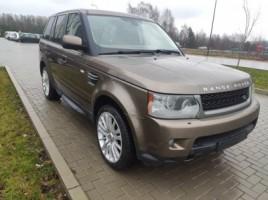 Land Rover Range Rover visureigis