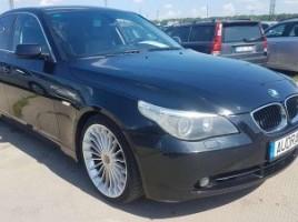 BMW 530 sedanas