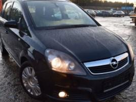 Opel Zafira минивэн