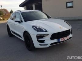 Porsche Macan внедорожник