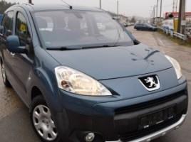 Peugeot Partner минивэн