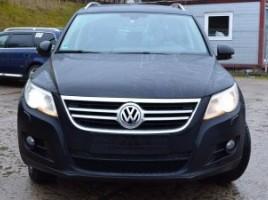 Volkswagen Tiguan cross-country