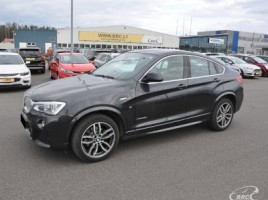 BMW X4 visureigis