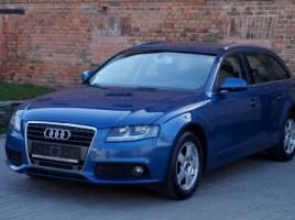 Audi A4 universalas