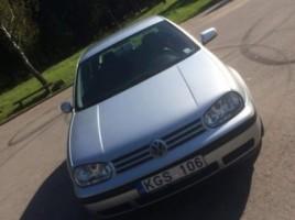 Volkswagen Golf sedanas