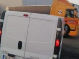 Opel Vivaro, Krovininiai iki 3,5 t | 3
