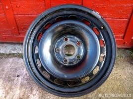 Opel plieniniai štampuoti ratlankiai | 1