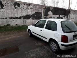 Nissan Micra хэтчбек