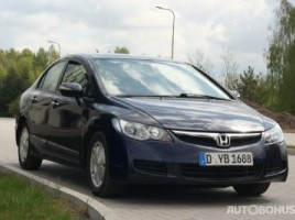 Honda Civic hečbekas