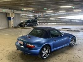 BMW Z3 M kabrioletas