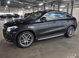 Mercedes-Benz GLE Coupe 350 cross-country