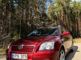 Toyota Avensis universalas