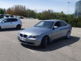 BMW 530, 3.0 l., sedanas | 2