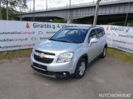 Chevrolet Orlando vienatūris