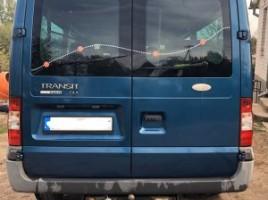 Ford Transit, Keleiviniai iki 3,5 t   2