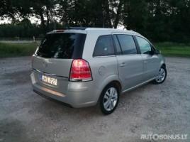 Opel Zafira, Минивэн | 2