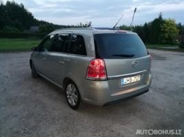 Opel Zafira, Минивэн | 3