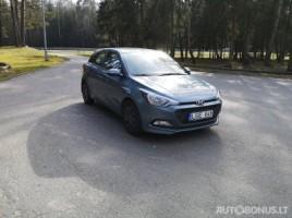 Hyundai i20, Hečbekas | 1