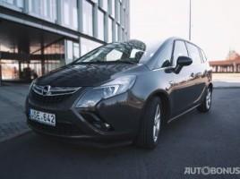 Opel Zafira tourer, Минивэн | 1