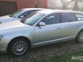 Audi A6, 3.0 l., universalas | 0