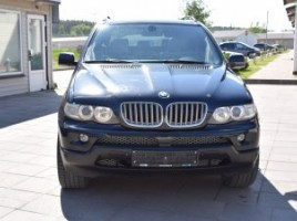 BMW X5 cross-country