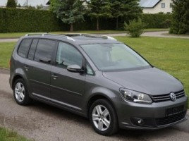 Volkswagen Touran минивэн