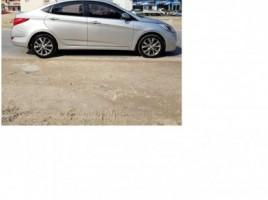 Hyundai Accent kabrioletas