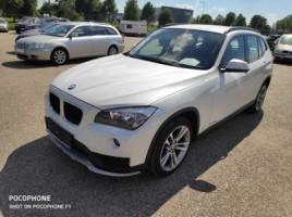 BMW X1 visureigis