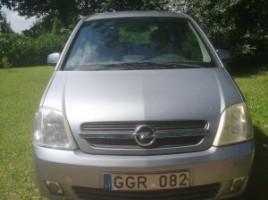 Opel Meriva, hečbekas | 0